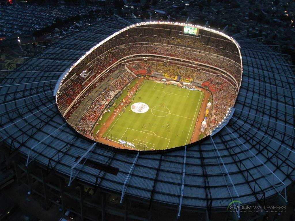 World cup qualifying mexico vs united states at estadio for Puerta 1 estadio azteca