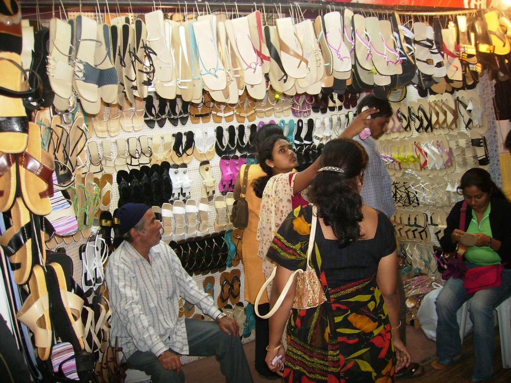 Commercial Street Bangalore Shopping Images Browse Info