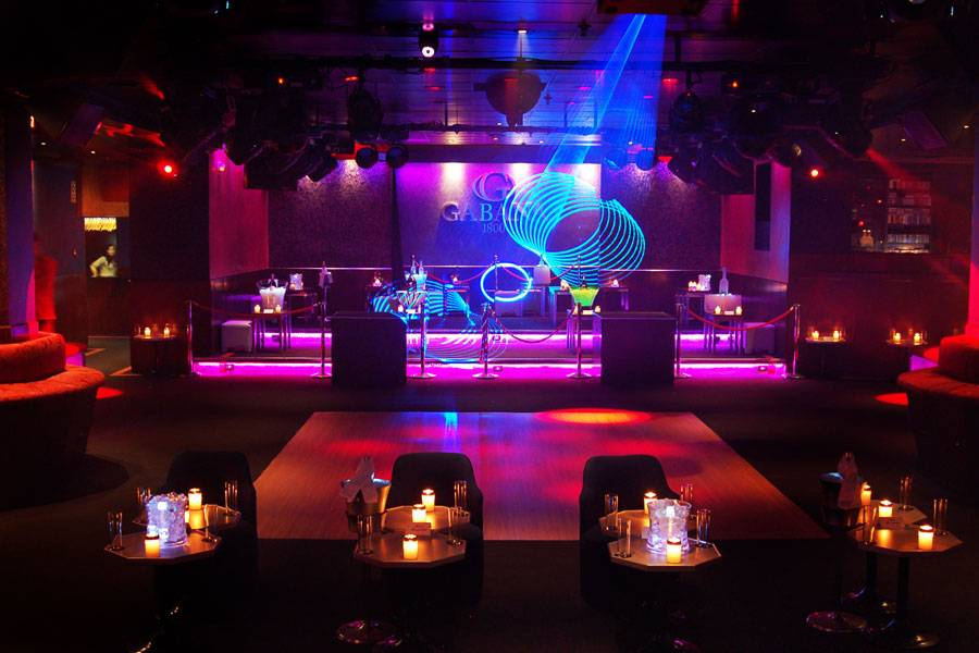 gabana 1800 madrid night clubs